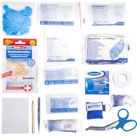 EVOC First Aid Kit Pro - Sac - 24x17x8cm gris